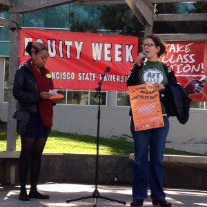 Campus Equity Week, San Francisco State University, 2013