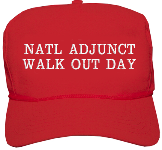 February 25, 2015: National Adjunct Walkout Day
