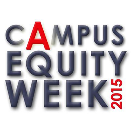 Campus Equity Week 2015: October 26-30